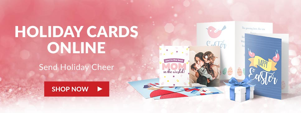 Holiday Cards Online: Send Holiday Cheer