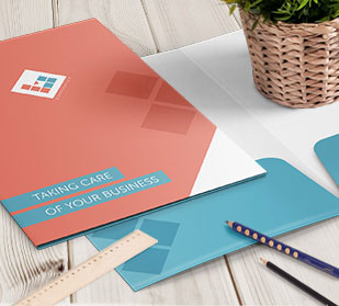 Affordable Presentation Folders