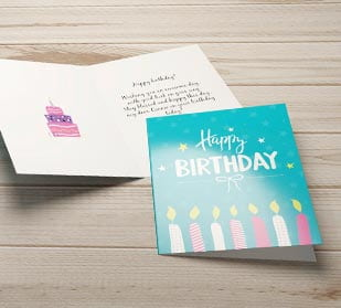 Custom Greeting Cards